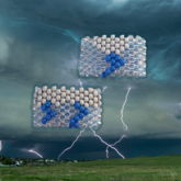 Thunder Clouds Cuff (Pattern By LiminalBrainFog)