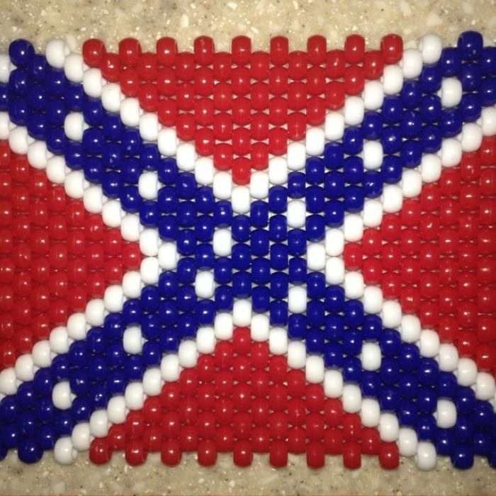 Rebel Flag Peyote By Aleece 12 Kandi Photos On Kandi