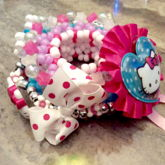 Hello Kitty Cage Cuff