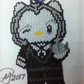 Tall Man  From Phantasm Hello Kitty