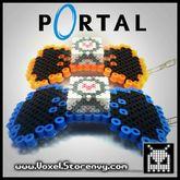 Portal Hairclip