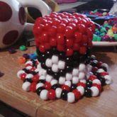 Pokeball Mini Top Hat