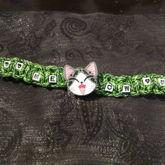 Paracord Kandi 'Meow'
