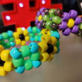 Flower Square Bracelet