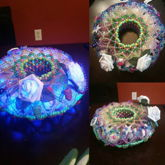 Led Rose Slinky Cuff
