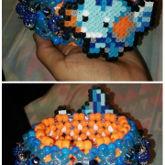 Mudkip 3D Kandil Cuff