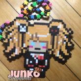 Junko Enoshima Perler Bead