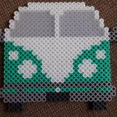 VW Bus Perler