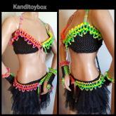Neon Kandi Outfit