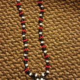 Slender Man Necklace