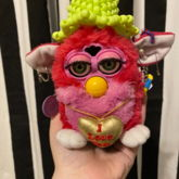 Top Hat Furby