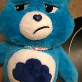 Grumpy Bear Drippen With His Kandi