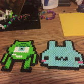 First Perlers^_^