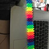 Making A Rainbow Bag<3(WIP)