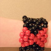 Black Widow Bracelet (On Wrist)