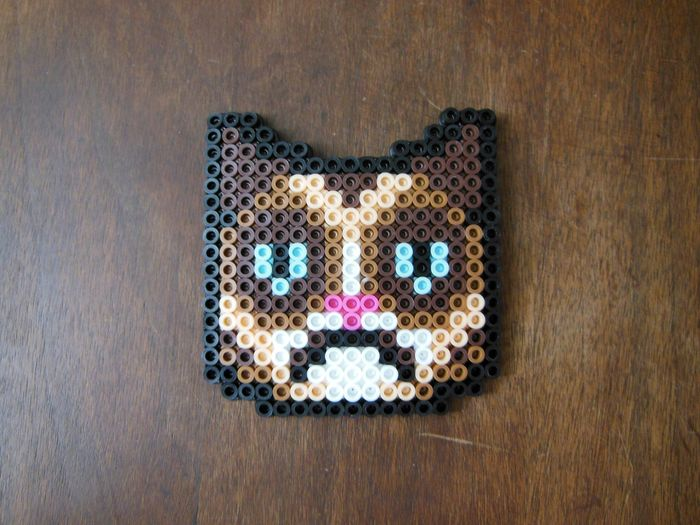 Grumpy Kitty Cat Crochet Pattern PDF (With images) | Crochet cat ... | 525x700
