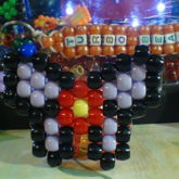Bead Butterfly (Peyote Stitch)