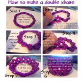 How To Make A Double Xbase Cuff