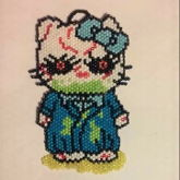 The Exorcist's Reagan Hello Kitty