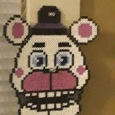 Funtime Freddy Perler