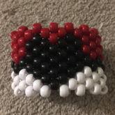 Pokémon Ball Heart Cuff