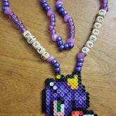 Eiko Final Fantasy Necklace