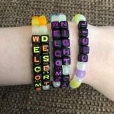 My WTNV/WTDB Themed Cuffs !!!!!
