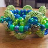Ocean 3D Cuff
