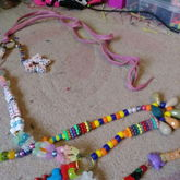 Dangling Beads