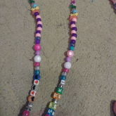 Dj Sparkle Name In Beads