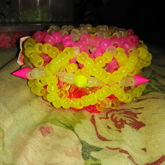 Spike And Flower Cuff Side One