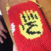 Gravity Falls Bead Purse