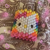 Rainbow Hello Kitty Cuff !!