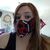 Full Wrap Around Biohazard Kandi Mask