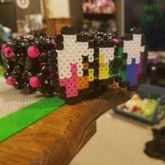 Rainbow Bow Cuff