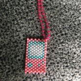 Gameboy Kandi Necklace