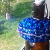 Blue Epic Cuff (Ft. Surprise UV Beads!!)