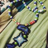 Shiny Charm Necklace ***