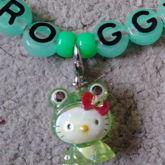 Frog Hk Close Up
