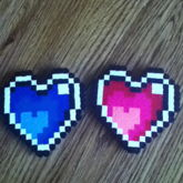 Pixel Hearts ?