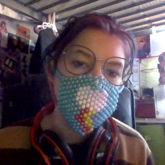 Rainbow Dash Mask