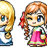 Elsa And Anna Chibi