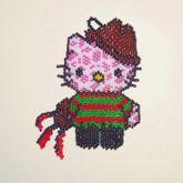 Freddy Krueger Hello Kitty