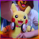 Pikachu Mask!!