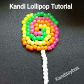 Kandi Lollipop Tutorial