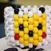 Side 1 Of Pikachu Bracelet