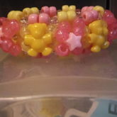 Yellow Bear 3d Cuff