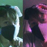 Freshly Made Ranboo Gogs N Fiixed Mask !!1