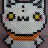 Cute Ghost Kitty