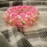 Pink Cuff